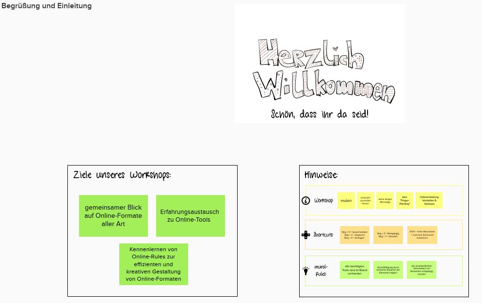 Blog_Tools & Rules - Grundlagen für erfolgreiche Online-Meetings_Begrüßung und Einleitung_Wilkommensgruß mit Zielen und Hinweisen