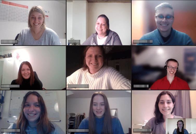 Blog: Tools & Rules - Grundlagen für erfolgreiche Online-Meetings_Ansicht allerTeilnehmer