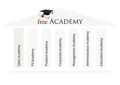Das fme Academy Haus