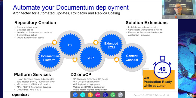 OpenText Enterprise World Digital Documentum News